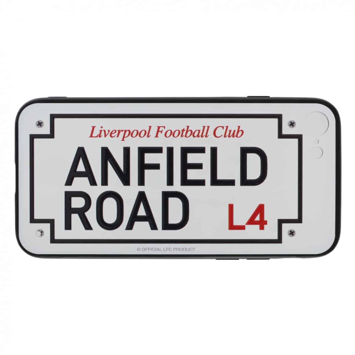 LFC Anfield Road UV Phone Case - iPhone 7/8