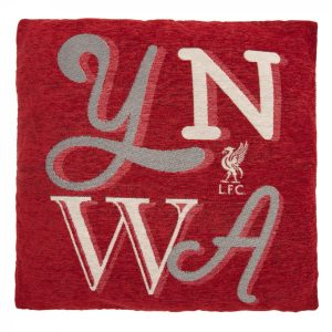 LFC YNWA Chenille Cushion