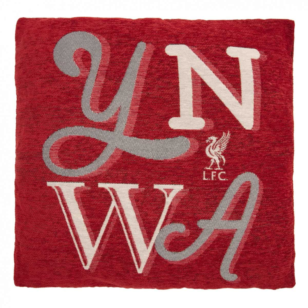 LFC YNWA Chenille Cushion