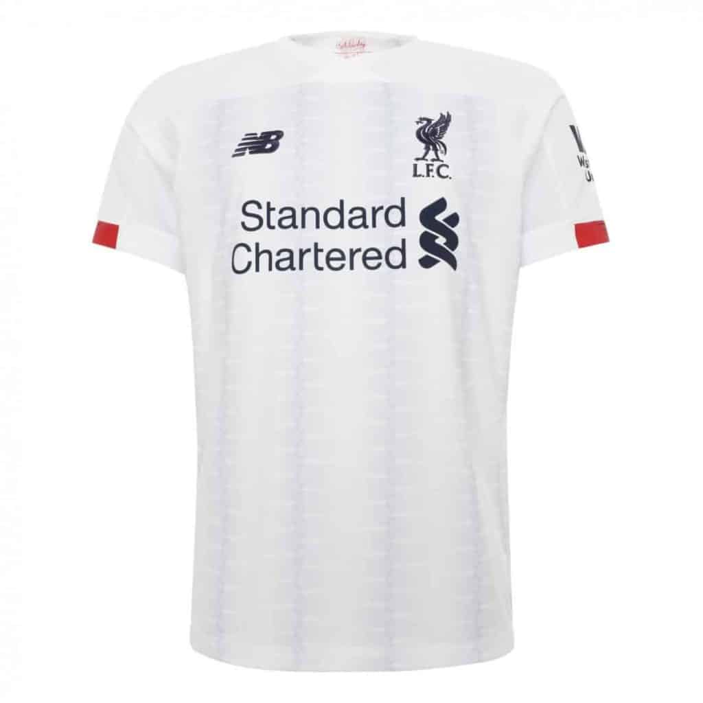 LFC Mens Away Shirt 19/20
