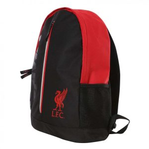 LFC BLACK RED BACKPACK